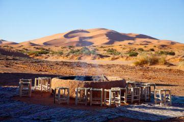 Erg Chebbi desert